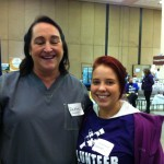 Debbie & Autumn from Clover Park Dental Assisting Program