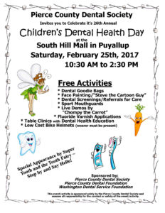 Children's Dental Health Day